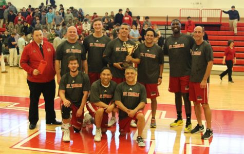 "Scholars dominant in first ""Scholars vs. Ballers"" basketball game"