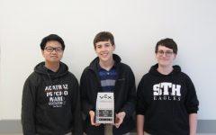 Eagle Robotics reaches Semi Finals