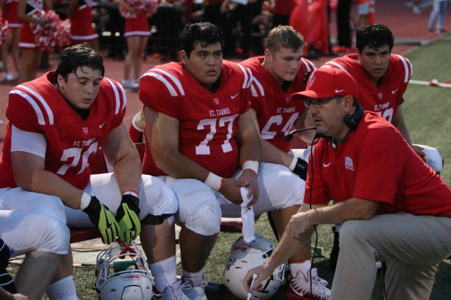 Varsity football heads to Cedar Hill