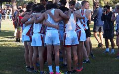 Cross Country Team Dominant in District Meet