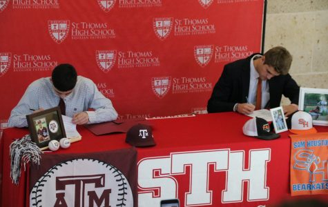 Early Signing for Eagle Baseball Stars