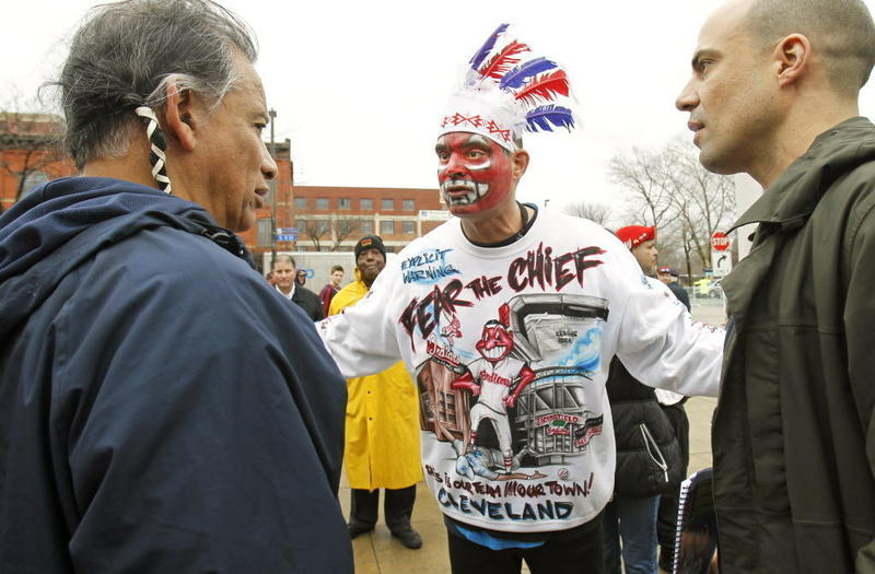 Why Native American caricatures should be removed from professional sports