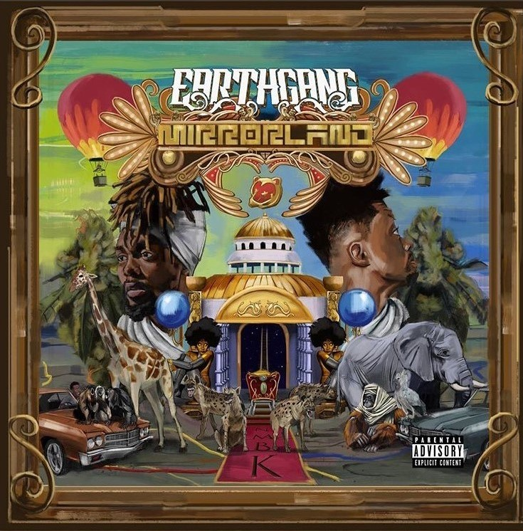 Earthgang+%27Mirrorland%27+Album+Review